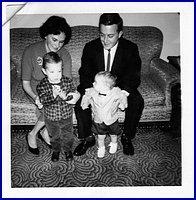Olson Family 1964